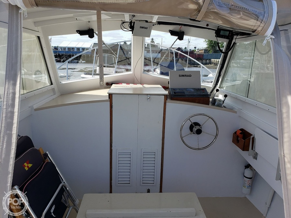 1973 Dyer boat for sale, model of the boat is 29 & Image # 37 of 40