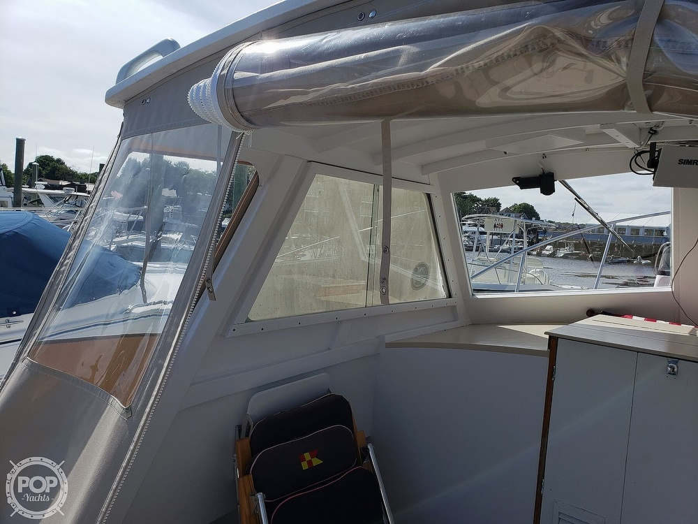 1973 Dyer boat for sale, model of the boat is 29 & Image # 39 of 40