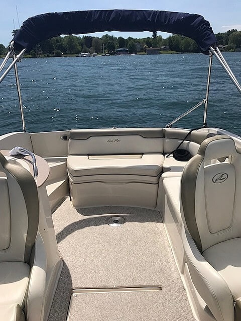 2007 Sea Ray 260 Sundeck - image 33