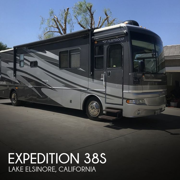 2007 Fleetwood Expedition 38S