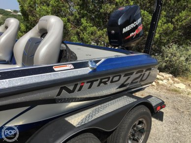 2017 NITRO Z20 Pro Bass Boat