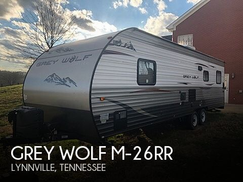 2015 Forest River Grey Wolf M-26RR