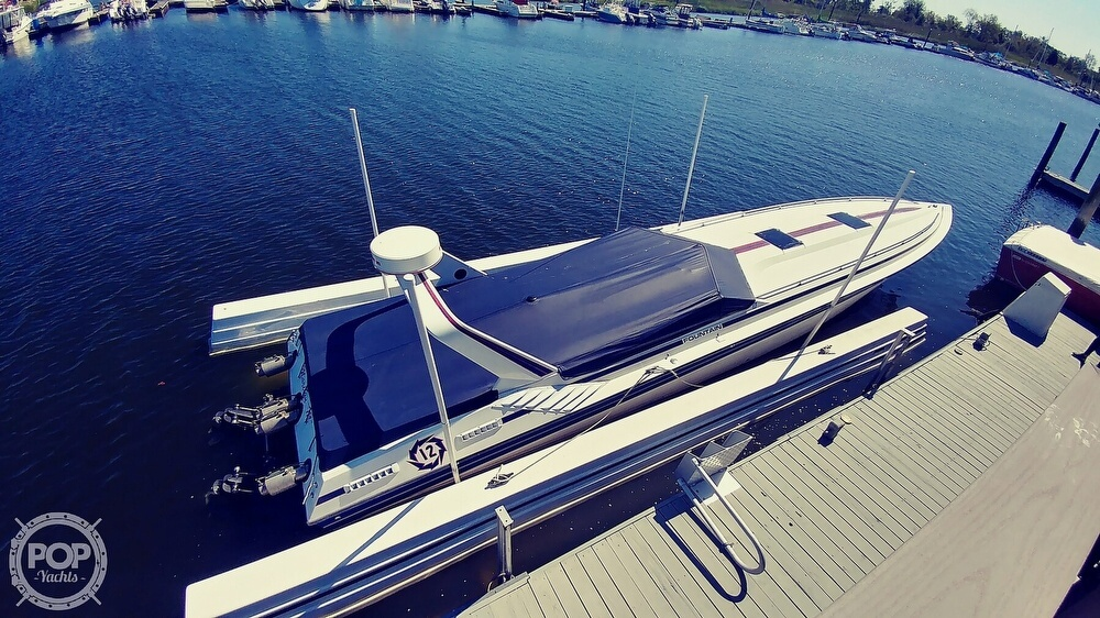 1988 Fountain boat for sale, model of the boat is 12 M & Image # 17 of 40