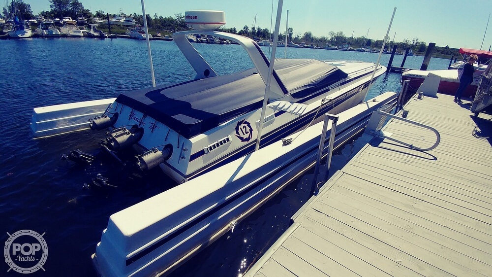 1988 Fountain boat for sale, model of the boat is 12 M & Image # 19 of 40