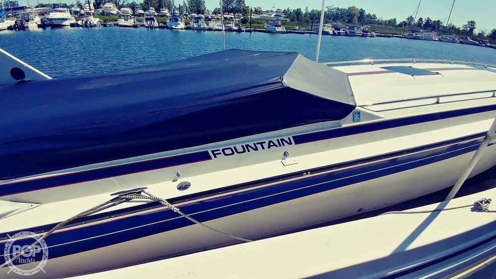 1988 Fountain boat for sale, model of the boat is 12 M & Image # 20 of 40