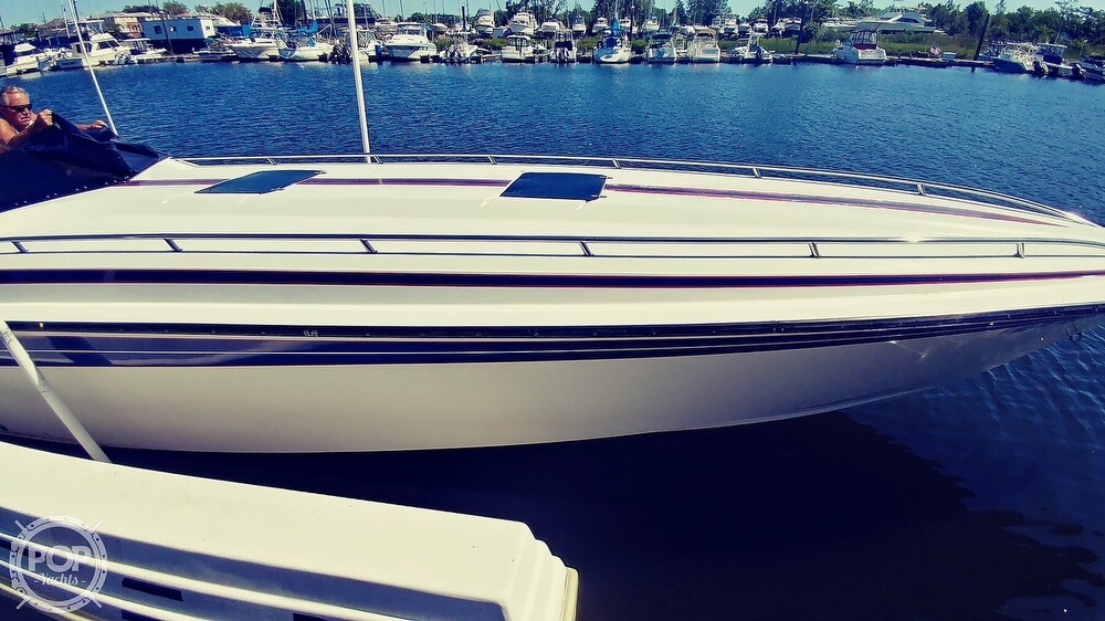 1988 Fountain boat for sale, model of the boat is 12 M & Image # 21 of 40