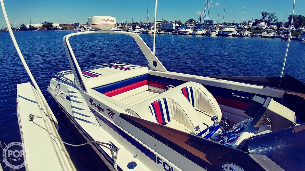 1988 Fountain boat for sale, model of the boat is 12 M & Image # 22 of 40