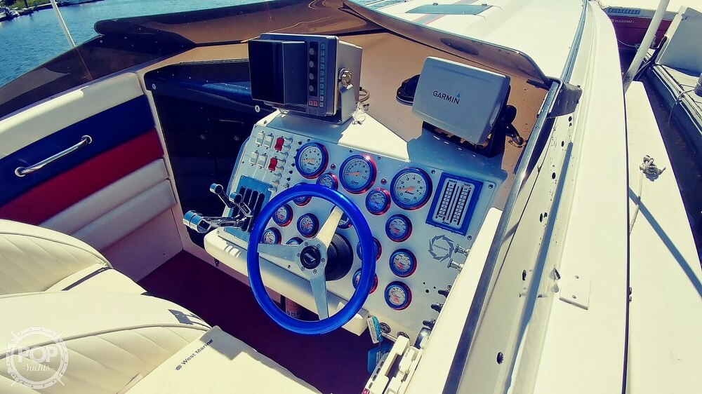 1988 Fountain boat for sale, model of the boat is 12 M & Image # 24 of 40