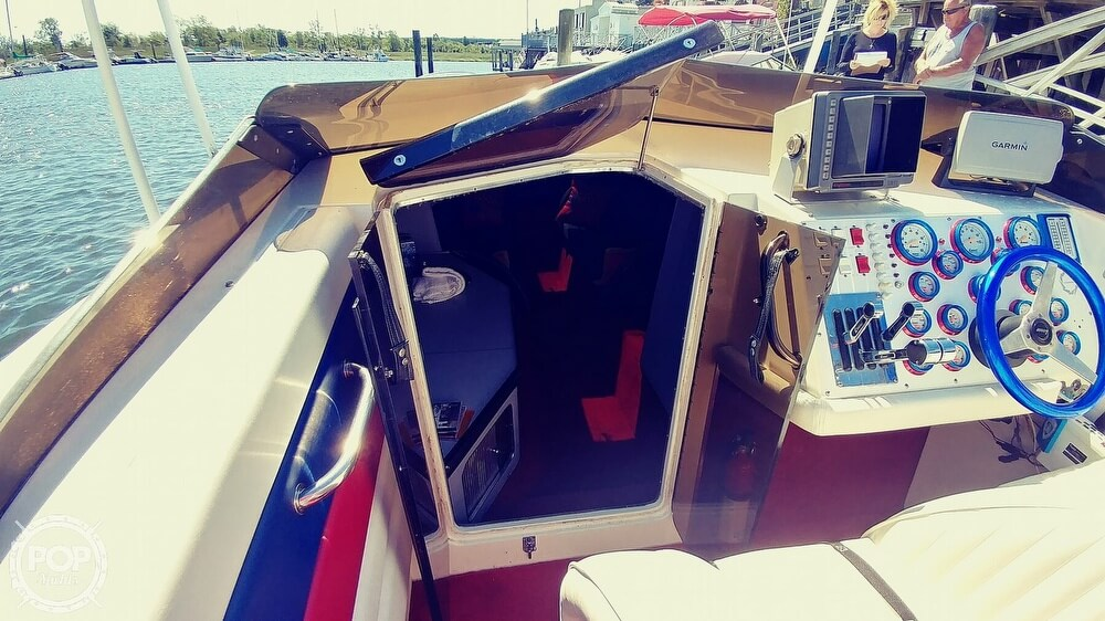 1988 Fountain boat for sale, model of the boat is 12 M & Image # 40 of 40