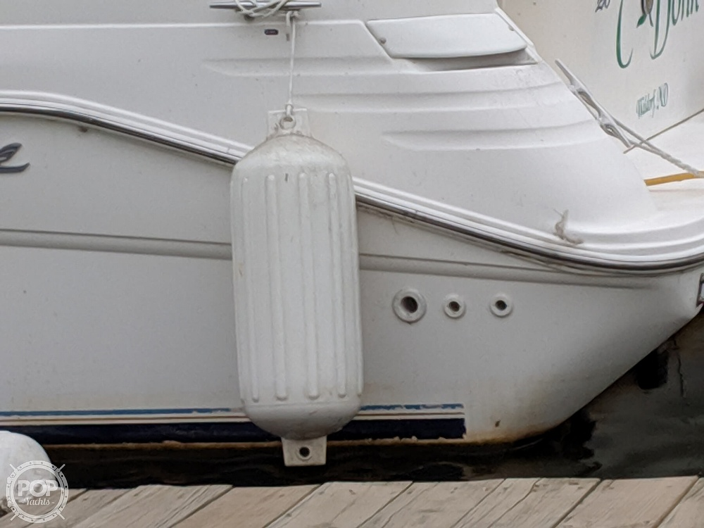 1998 Sea Ray boat for sale, model of the boat is 270 Sundancer & Image # 11 of 40
