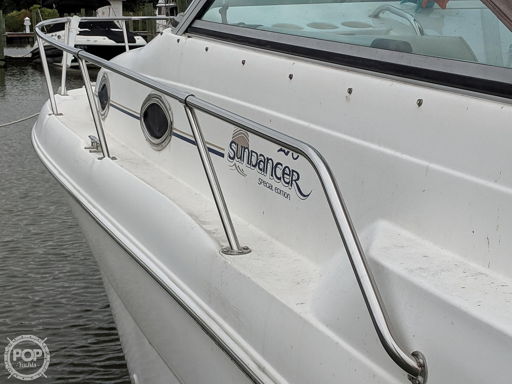 1998 Sea Ray boat for sale, model of the boat is 270 Sundancer & Image # 28 of 40