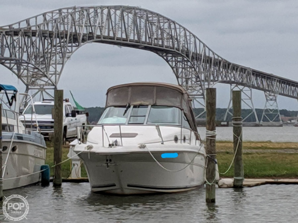 1998 Sea Ray boat for sale, model of the boat is 270 Sundancer & Image # 38 of 40