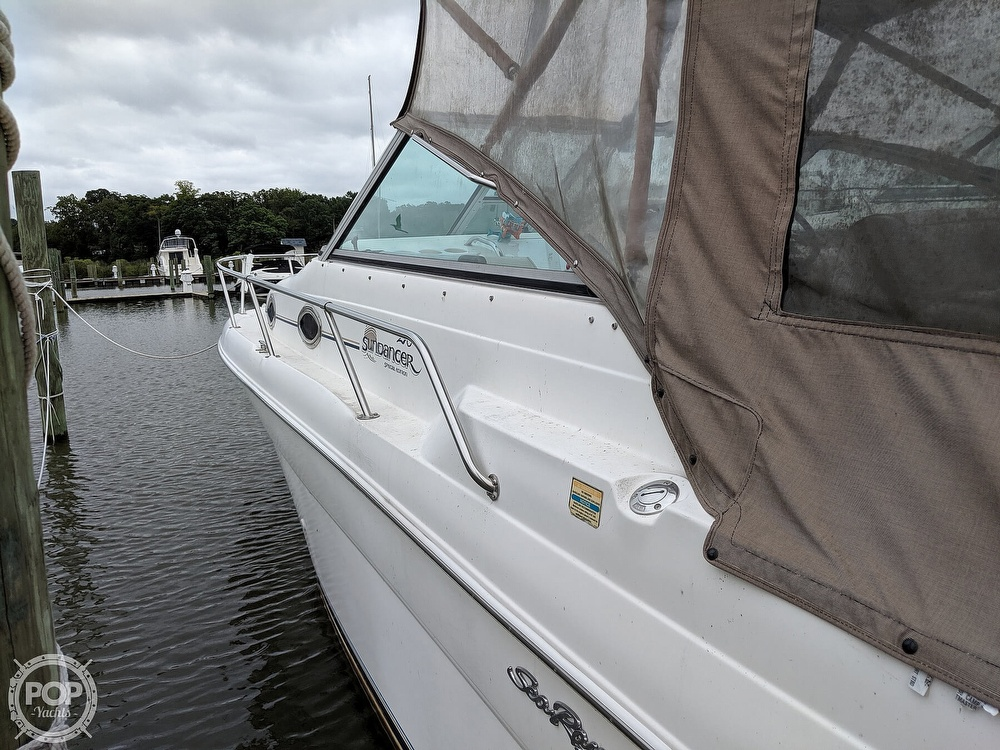 1998 Sea Ray boat for sale, model of the boat is 270 Sundancer & Image # 26 of 40