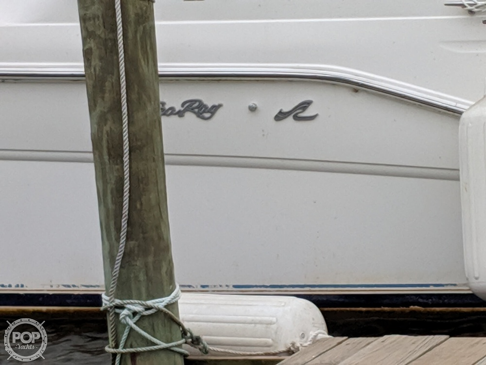 1998 Sea Ray boat for sale, model of the boat is 270 Sundancer & Image # 10 of 40