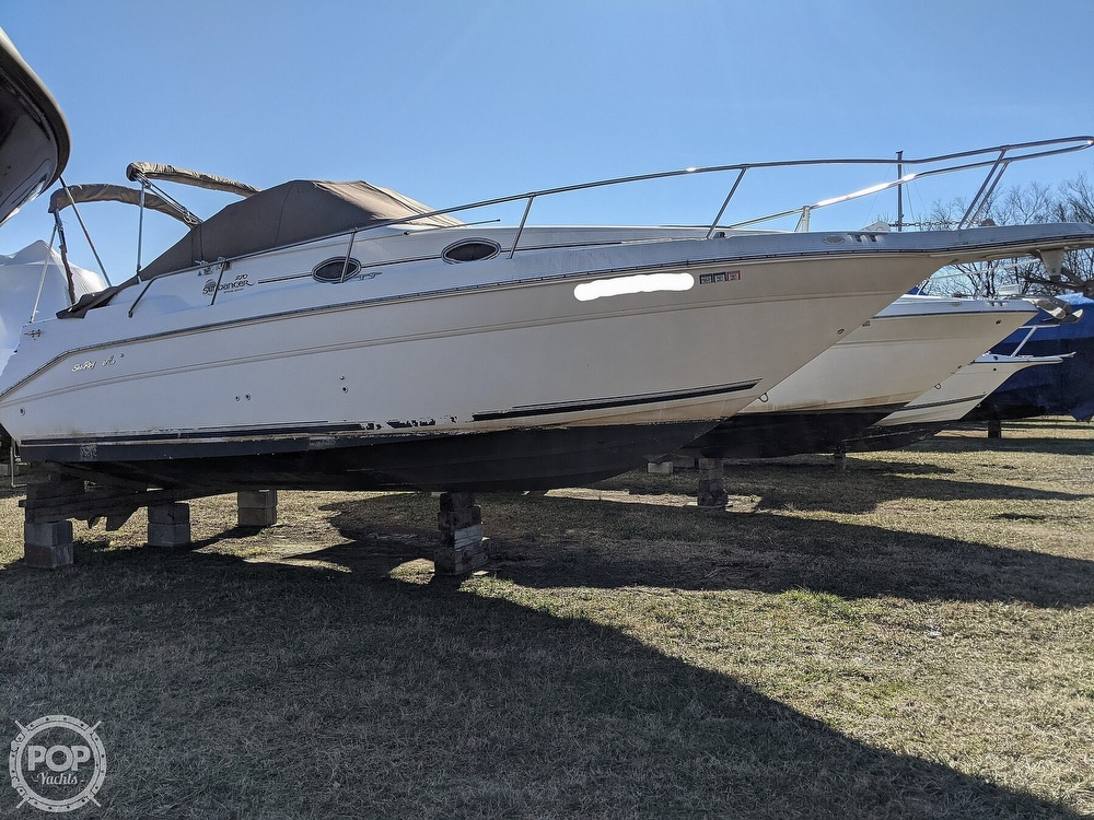 1998 Sea Ray boat for sale, model of the boat is 270 Sundancer & Image # 40 of 40