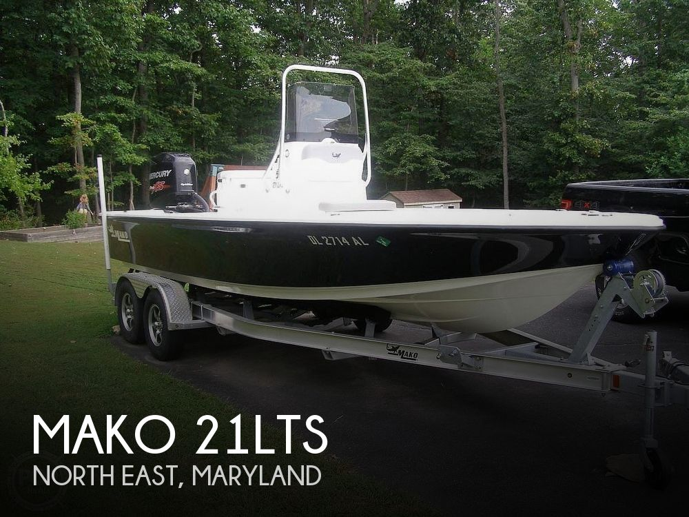 Used Ski Boats For Sale in Lancaster, Pennsylvania by owner | 2018 Mako 21LTS