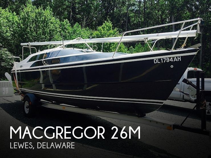 Used MacGregor Sailboats For Sale by owner | 2012 MacGregor 26m