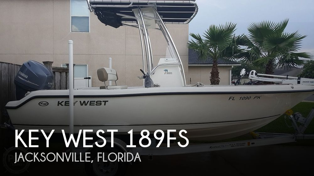 Used Key West Boats For Sale in Jacksonville, Florida by owner | 2013 Key West 189FS