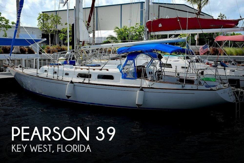 1976 Pearson boat for sale, model of the boat is 39 & Image # 1 of 40