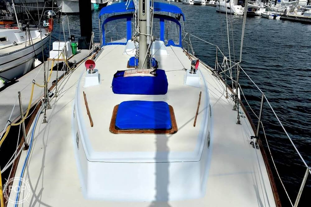 1976 Pearson boat for sale, model of the boat is 39 & Image # 2 of 40