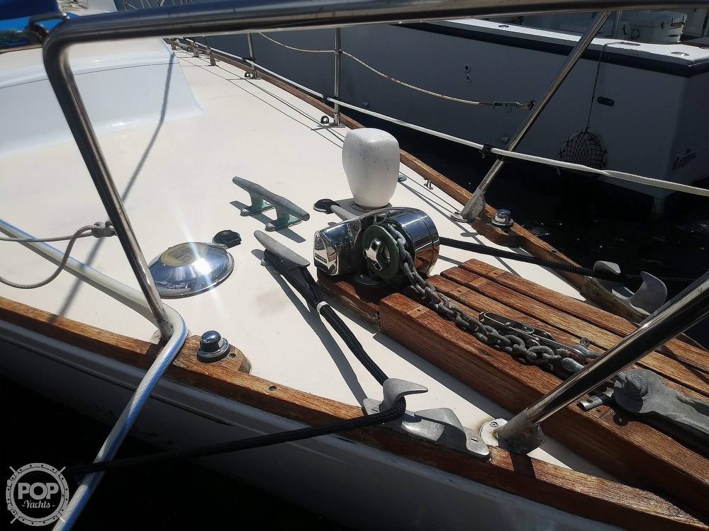 1976 Pearson boat for sale, model of the boat is 39 & Image # 20 of 40