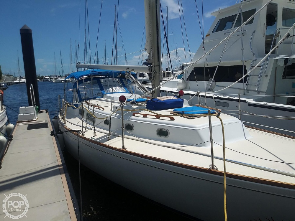 1976 Pearson boat for sale, model of the boat is 39 & Image # 21 of 40