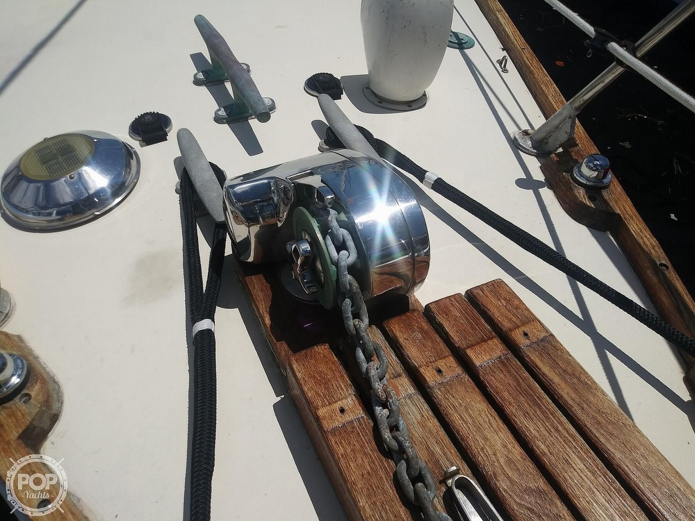 1976 Pearson boat for sale, model of the boat is 39 & Image # 22 of 40