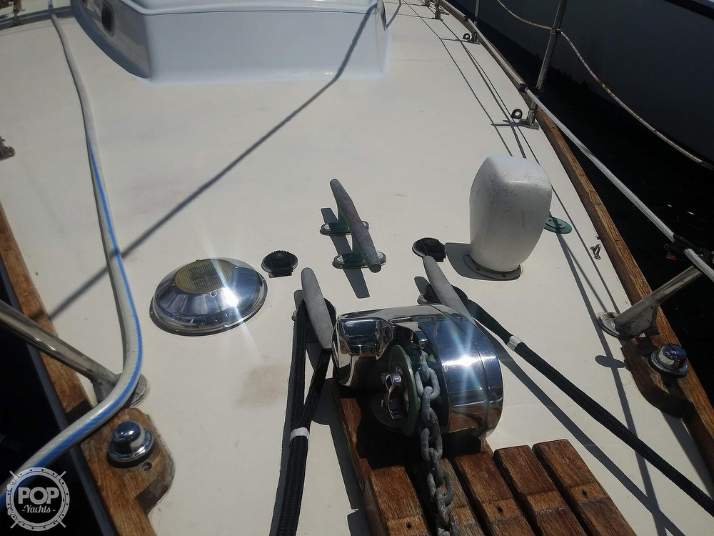 1976 Pearson boat for sale, model of the boat is 39 & Image # 23 of 40