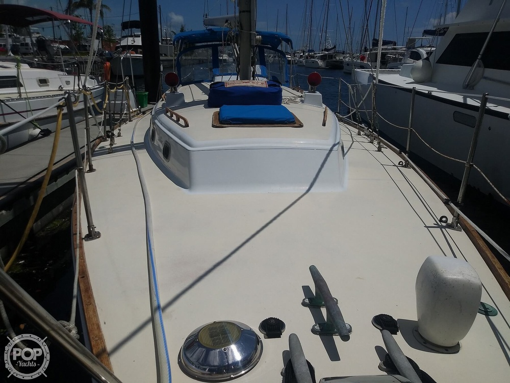 1976 Pearson boat for sale, model of the boat is 39 & Image # 24 of 40