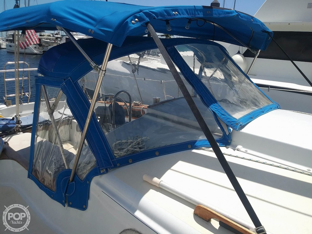 1976 Pearson boat for sale, model of the boat is 39 & Image # 28 of 40