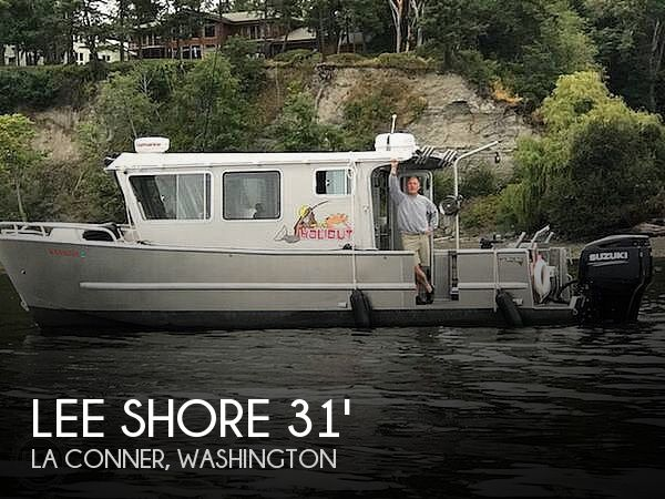 Used Boats For Sale in Bremerton, Washington by owner | 2018 31 foot Lee Shore Swiftsure