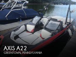 2011 Axis A22