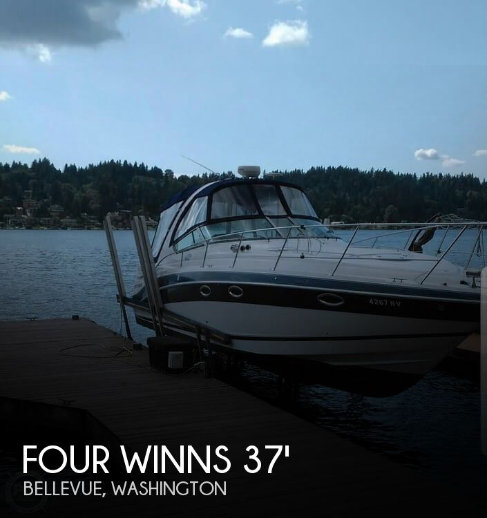 Used Four Winns Boats For Sale by owner | 2006 Four Winns 37