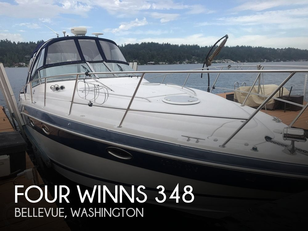 2006 FOUR WINNS VISTA 348 for sale