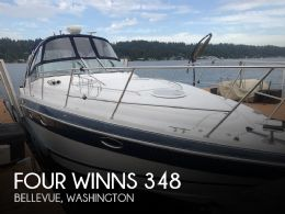 2006 Four Winns Vista 348