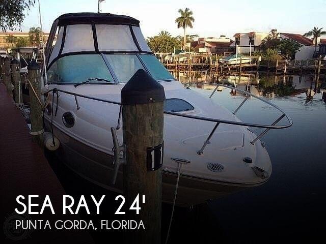 2008 Sea Ray 24