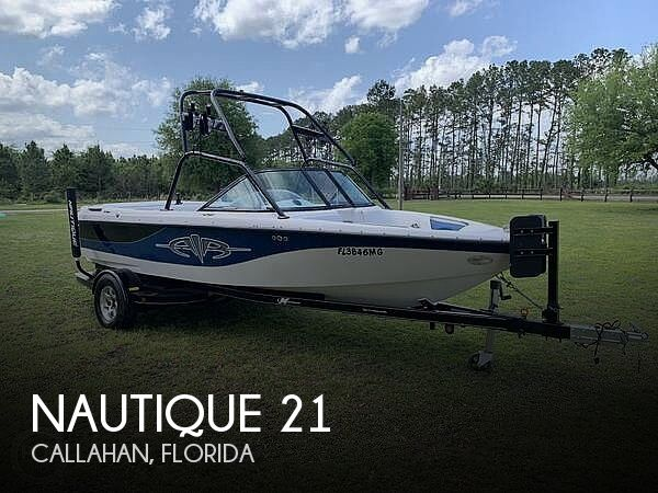 Used Nautique Boats For Sale by owner | 2003 Nautique 21