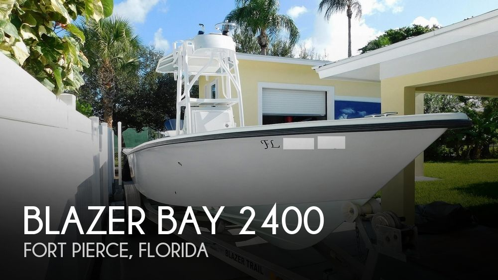 Used Blazer Boats For Sale by owner | 2014 Blazer Bay 2400