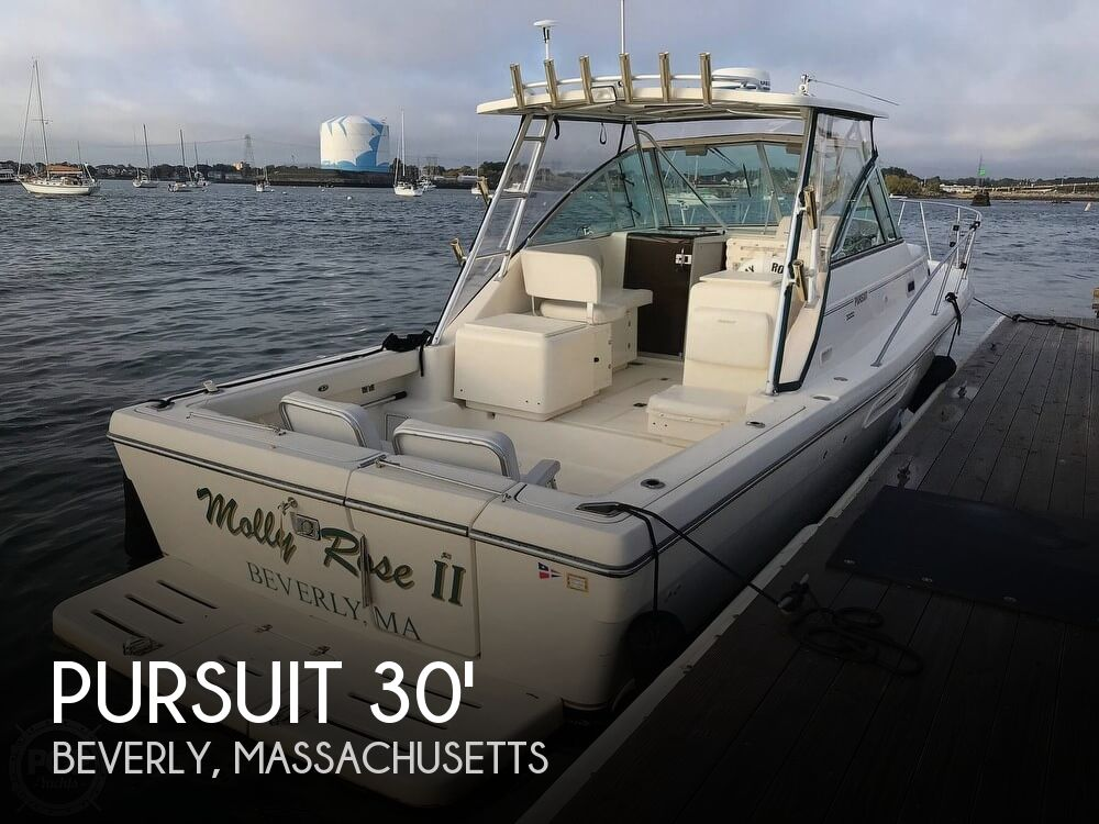 Used Pursuit Boats For Sale by owner | 2001 Pursuit 3000 Express Cruiser