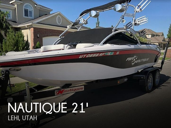 Used Boats For Sale in Provo, Utah by owner | 2008 Nautique Ski Nautique 211