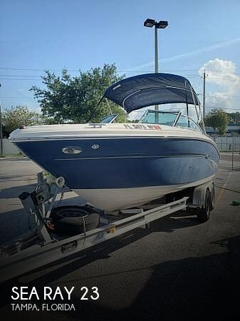 Used Sea Ray 23 Boats For Sale by owner | 2007 Sea Ray 23