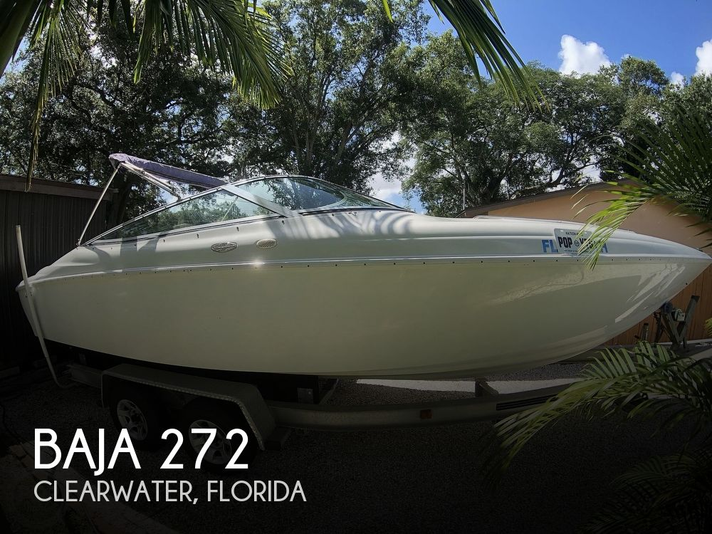 1995 Baja boat for sale, model of the boat is 272 & Image # 1 of 40