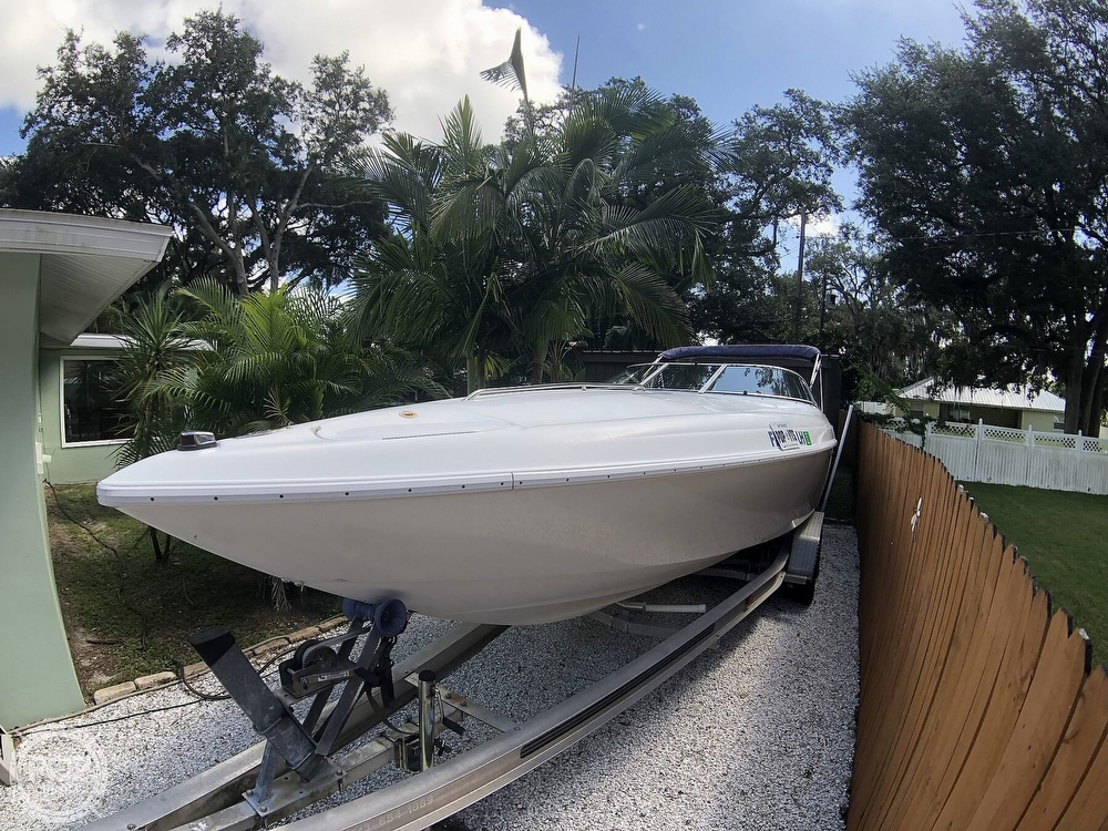 1995 Baja boat for sale, model of the boat is 272 & Image # 6 of 40