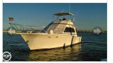 Egg Harbor 37 Convertible, 37, for sale - $17,500