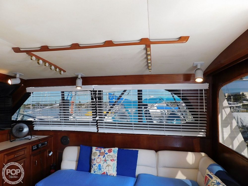 1987 Egg Harbor boat for sale, model of the boat is 37 Convertible & Image # 16 of 40