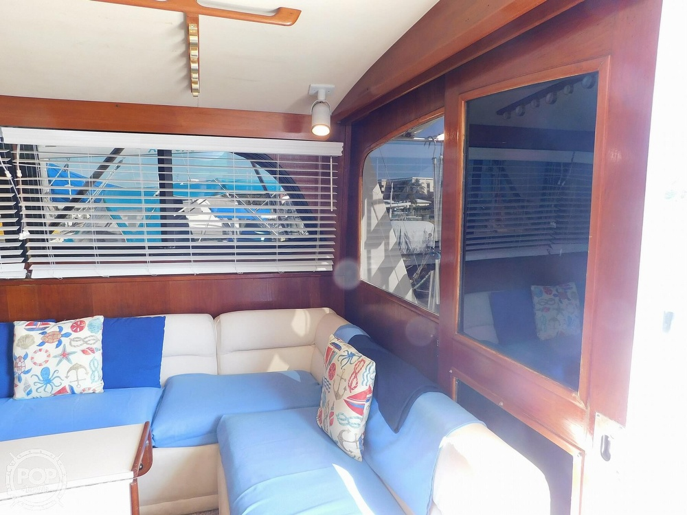 1987 Egg Harbor boat for sale, model of the boat is 37 Convertible & Image # 24 of 40