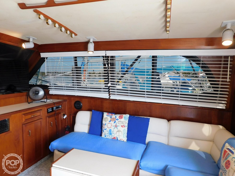 1987 Egg Harbor boat for sale, model of the boat is 37 Convertible & Image # 2 of 40