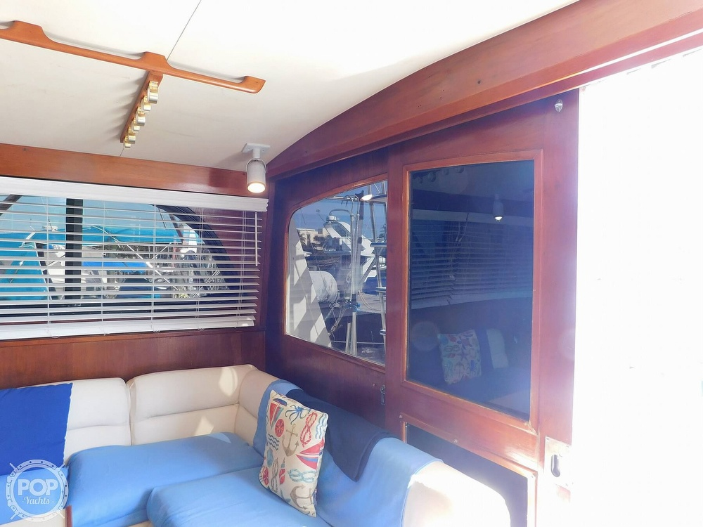 1987 Egg Harbor boat for sale, model of the boat is 37 Convertible & Image # 29 of 40