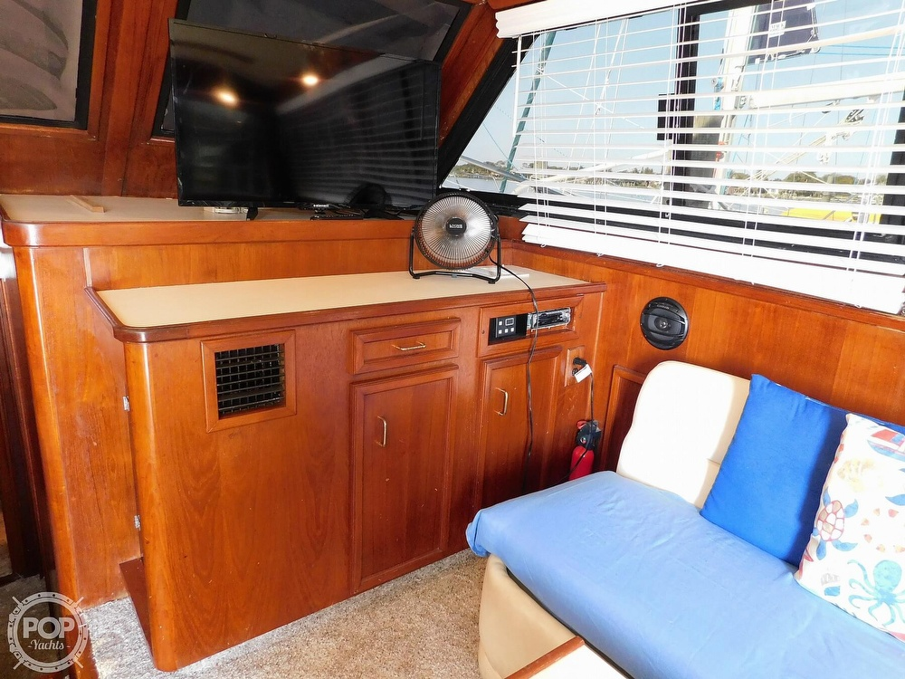 1987 Egg Harbor boat for sale, model of the boat is 37 Convertible & Image # 30 of 40