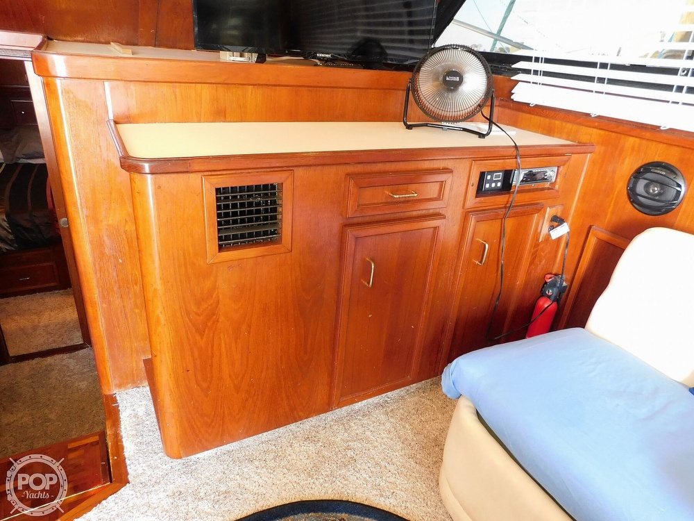 1987 Egg Harbor boat for sale, model of the boat is 37 Convertible & Image # 35 of 40